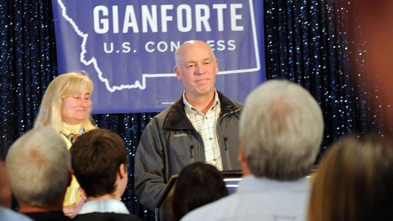 'Body slam' candidate wins Montana race