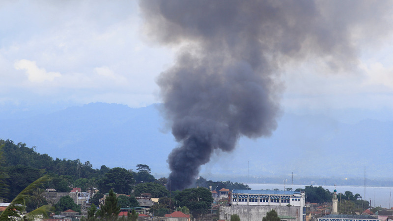 Foreign fighters in Philippines 'ISIS invasion'
