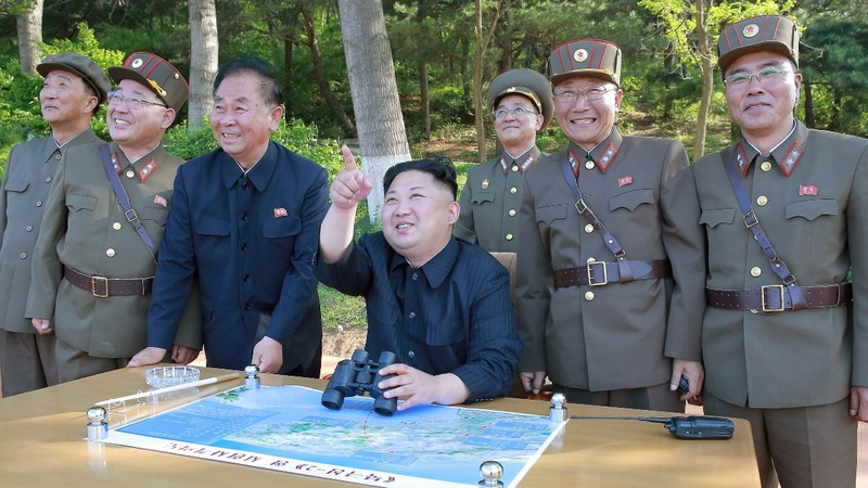 EXCLUSIVE: Kim Jong Un's 'rocket stars'