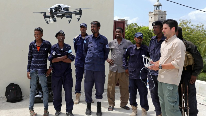 INSIGHT: Using drones to combat Islamist bombings