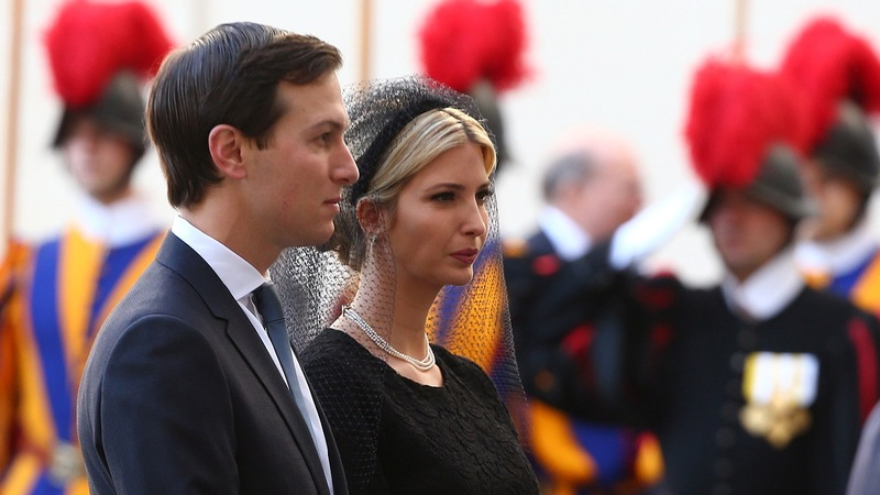 Kushner had undisclosed ties to Russian envoy