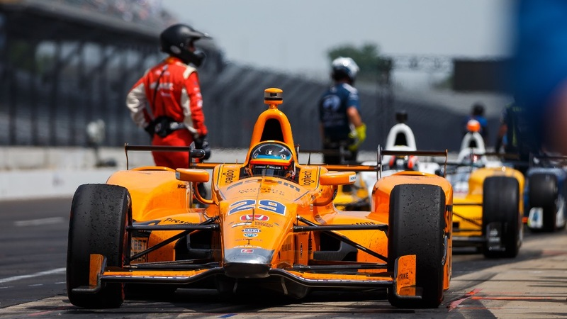 High octane, and high security, at Indy 500