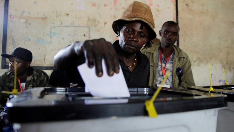 Countdown to Kenya's election begins