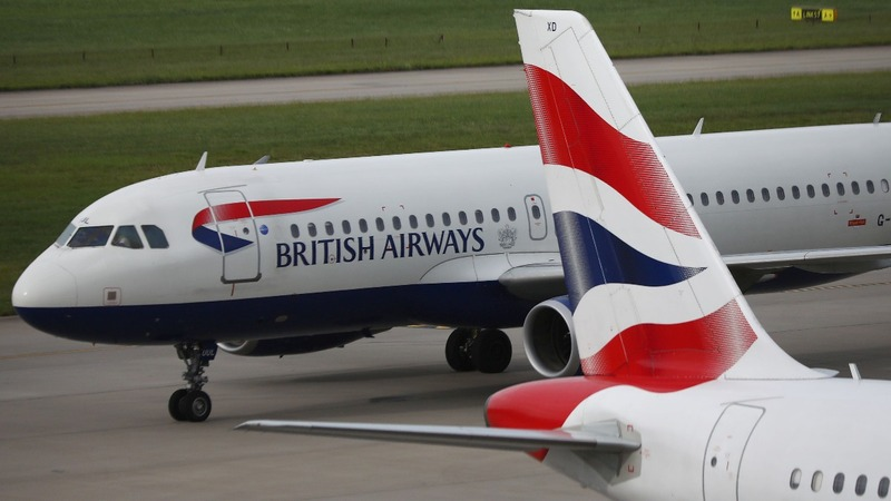 BA resumes flights but many still delayed
