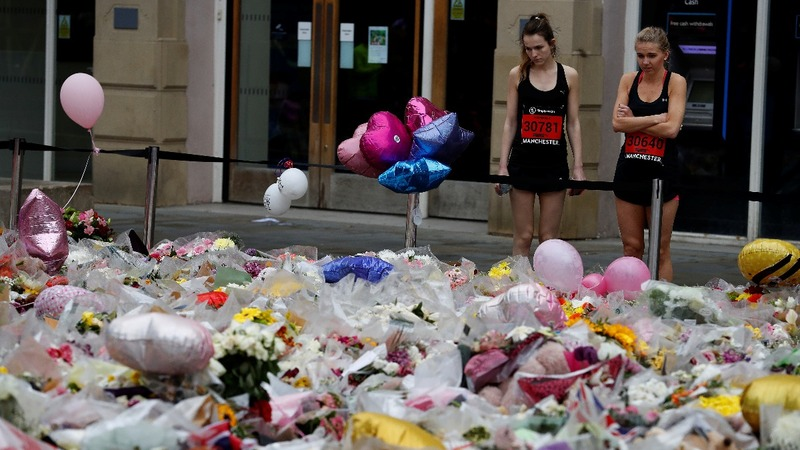 Service held for victims of Manchester attack
