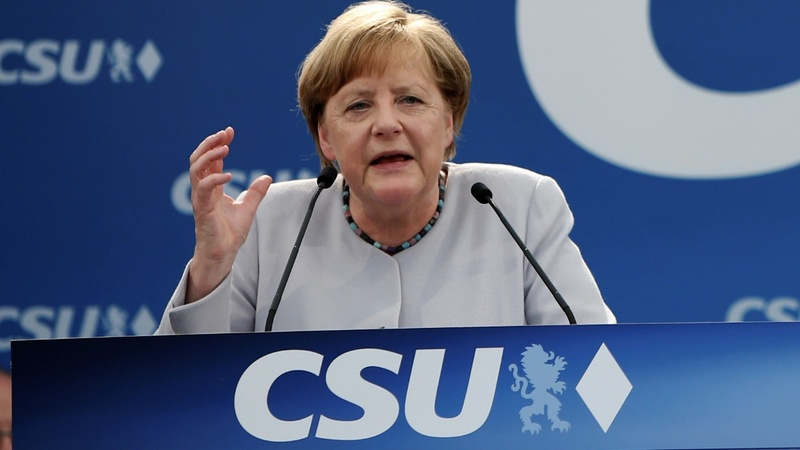 Europe can no longer fully rely on allies: Merkel