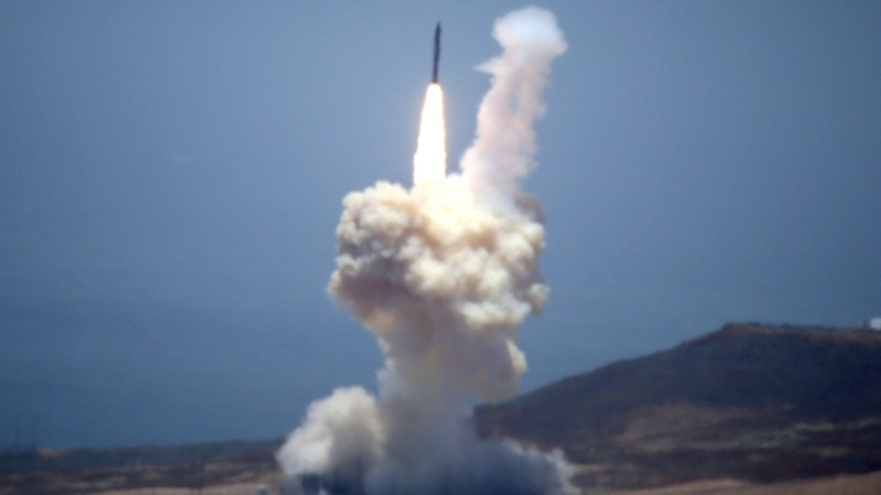 Pentagon successfully tests ICBM defense system