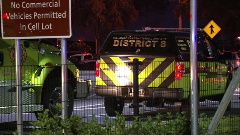 Man with fake gun in custody after Orlando standoff