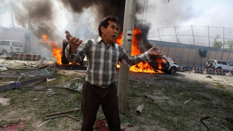 At least 80 dead, 350 wounded in Kabul blast