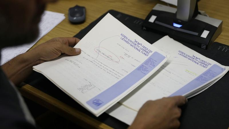 Israeli post-war documents haunt 50 years on