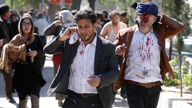 Huge bomb kills at least 80 in Afghan capital