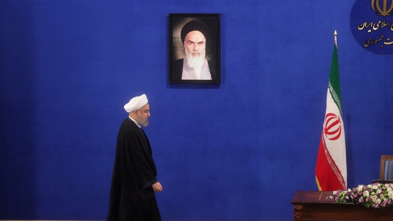 Iran president pressed to act on human rights