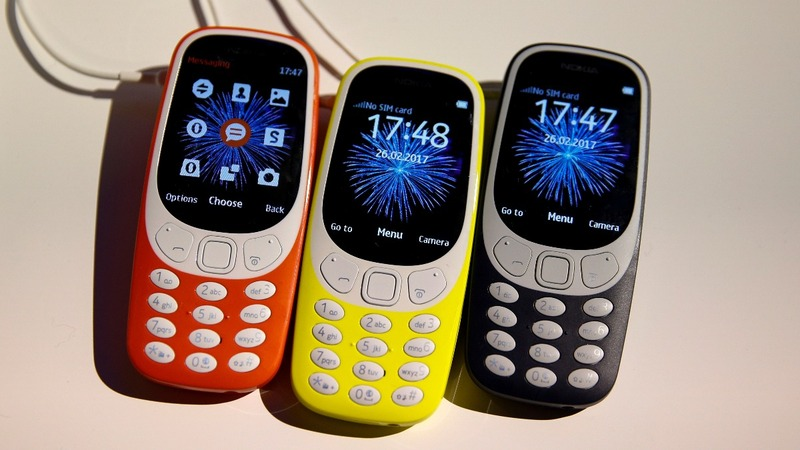 Back from the dead: Nokia's 'brick'