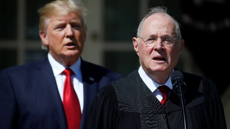 Justice Kennedy eyes retirement, making liberals nervous