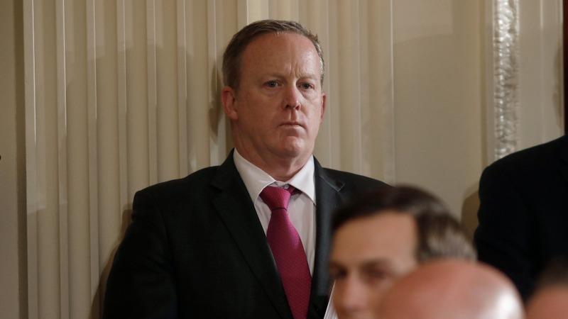 VERBATIM: Spicer weighs in on 'covfefe'