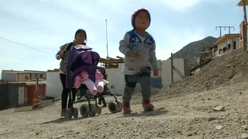 Migrants find poverty, exclusion in Chile