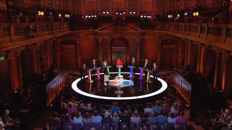 UK PM May slammed for TV debate no-show