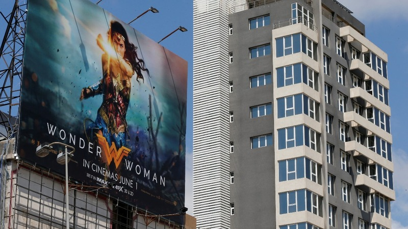 Lebanon refuses to marvel at Wonder Woman