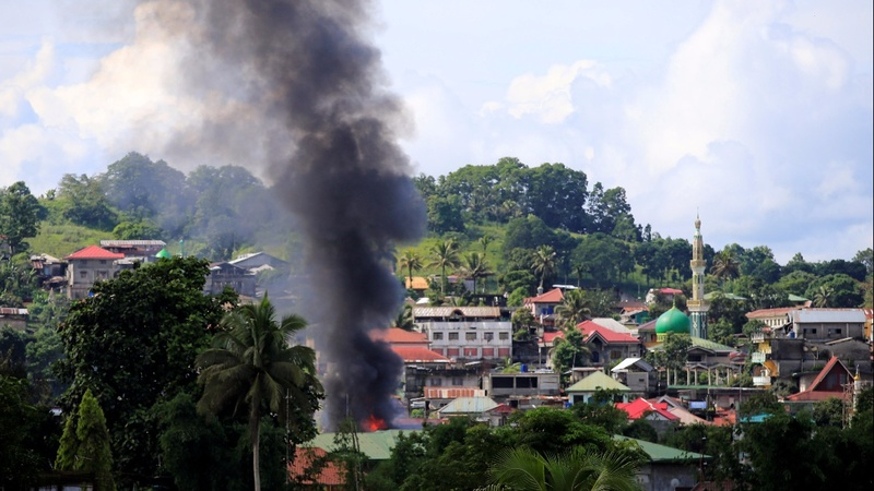 Philippines air strike kills 10 troops in friendly fire