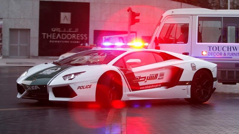 'Robocops' to start crime-busting with Dubai police