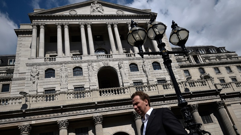 Bank of England faces strike action over pay