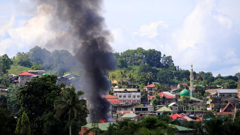Philippines air strike kills 11 troops in friendly fire