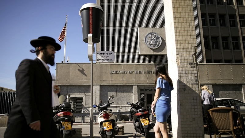 White House delays moving U.S. embassy to Jerusalem
