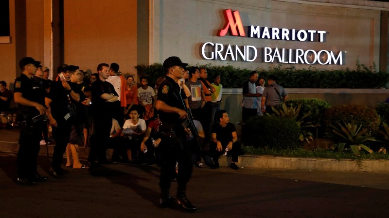 Dozens dead in an attack on a Philippines casino