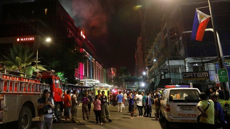 Gunman kills himself after suspected robbery in Manila