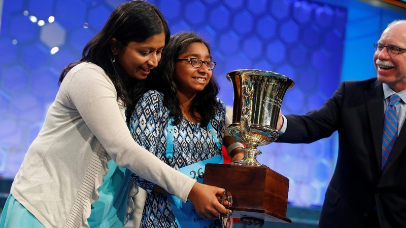 INSIGHT: U.S. National Spelling Bee champ crowned