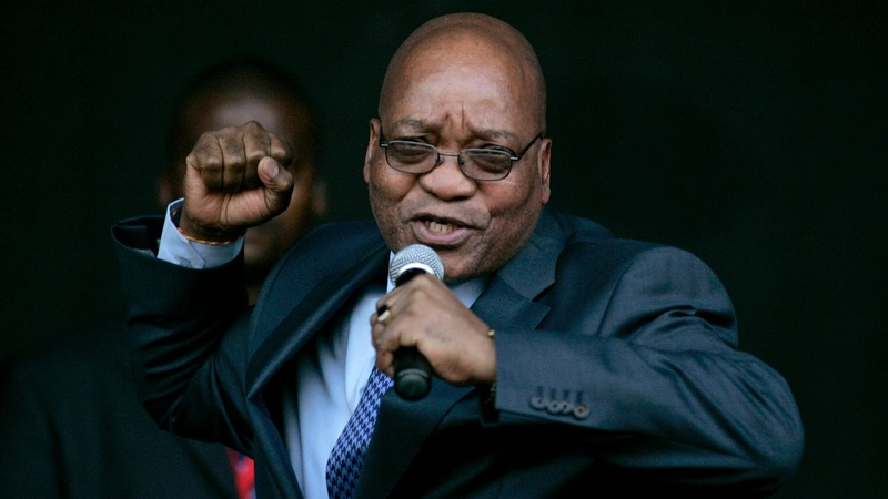 Email leak piles pressure on South Africa's Zuma