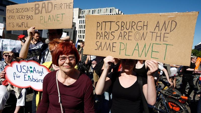 Rich and poor unite over Paris climate deal