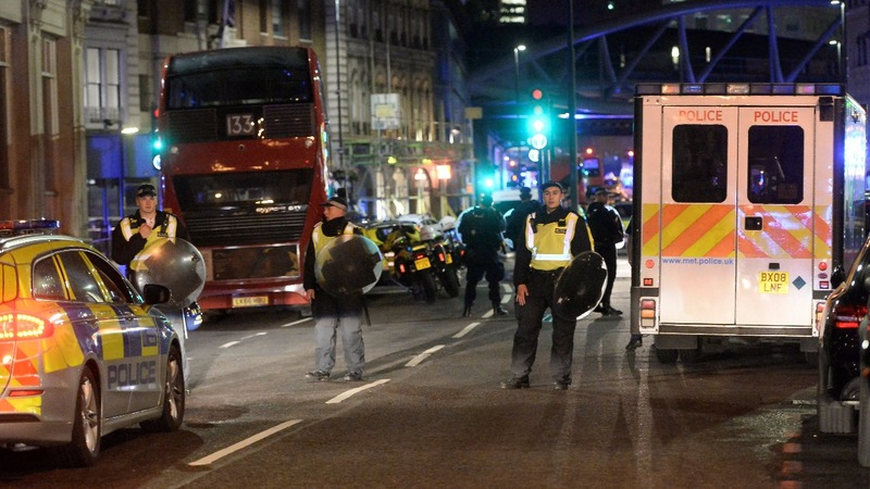 Militants stage deadly attack in London