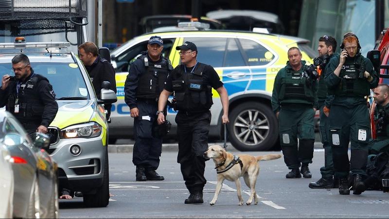 Seven killed in London Bridge attack
