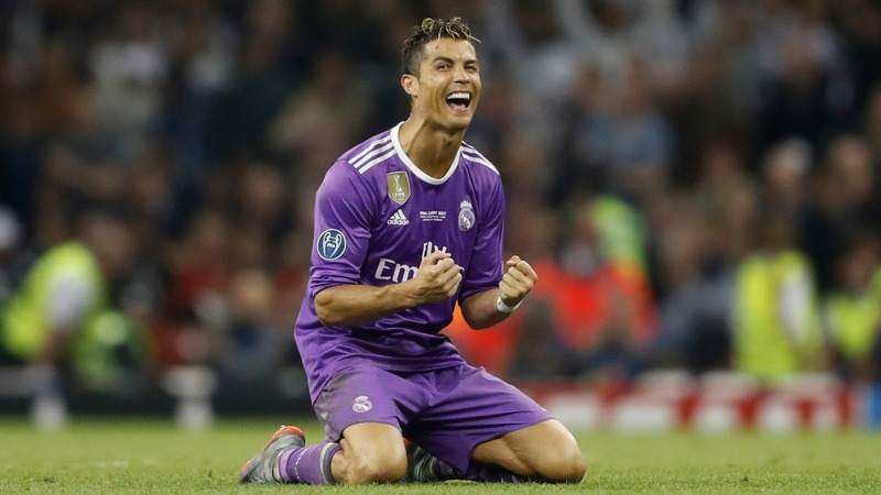 Real Madrid take home Champions League trophy