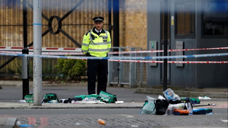 VERBATIM: How London police shot attackers