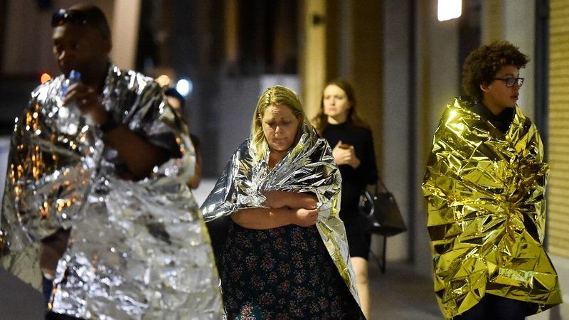 VERBATIM: Eyewitnesses to London attack horror