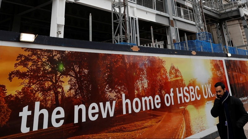 HSBC's battle to move staff to Birmingham