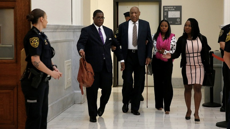 Bill Cosby's sexual assault trial underway