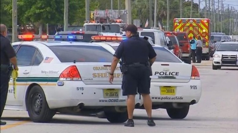 Five dead after ex-worker opens fire at Florida firm