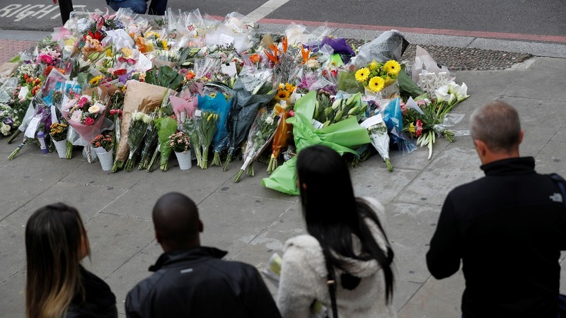 British police name two London attackers