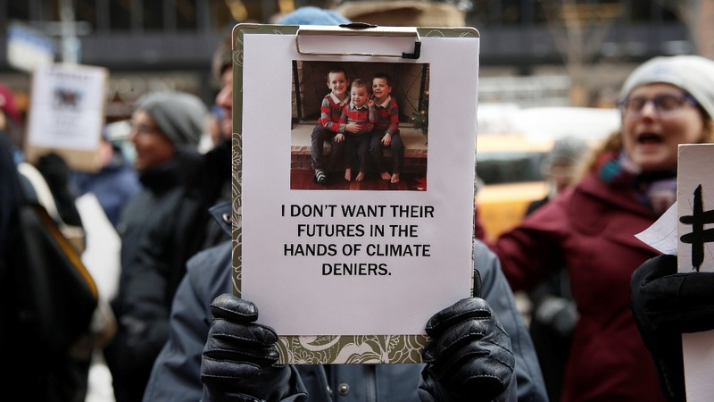 Most Americans want U.S. to lead on climate change: poll