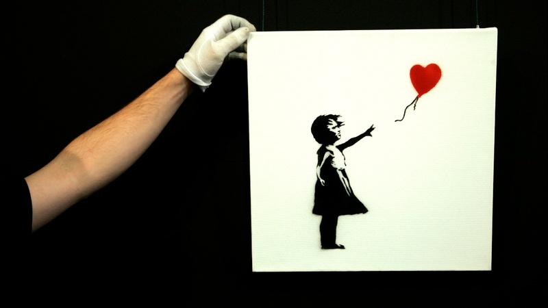 Street artist Banksy's election offer backfires