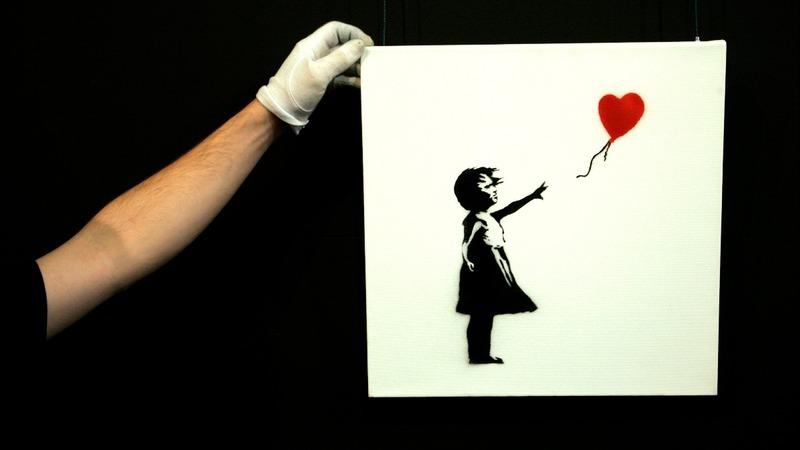Street artist Banksy's election offer backfires