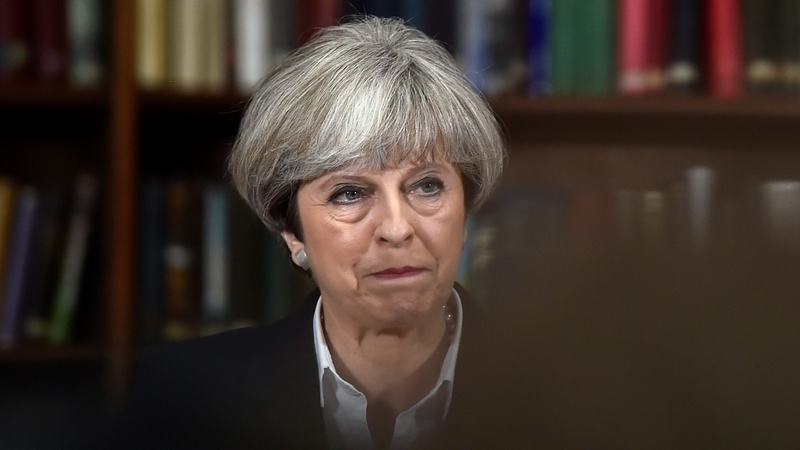 UK's May: I will change human rights laws to fight extremism