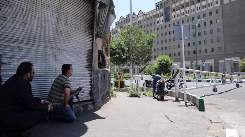 Islamic State claims Tehran terror attack