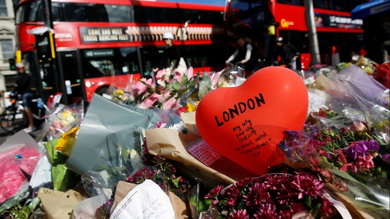 London death toll rises as attackers' lives detailed