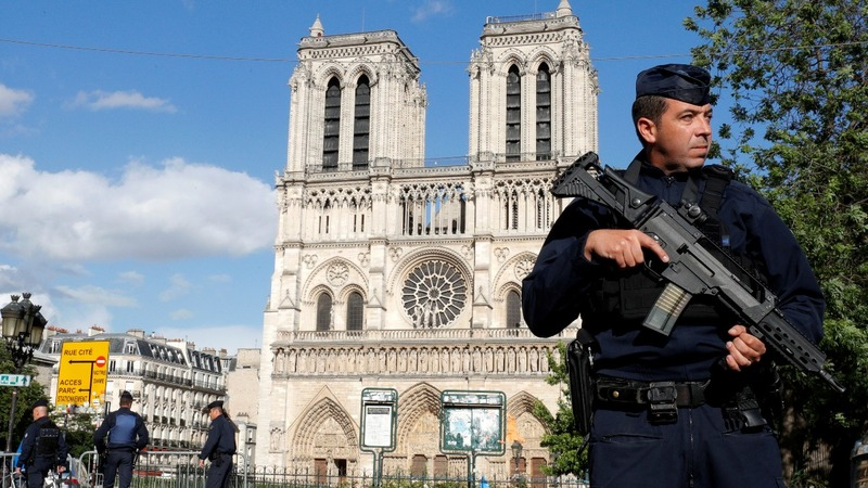 New French task force emerges after Notre Dame attack