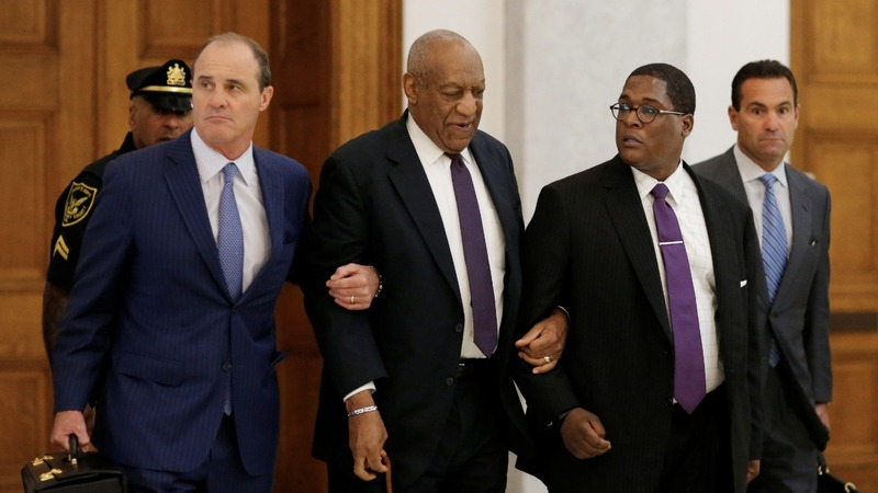 Cosby's defense team interrogates chief accuser