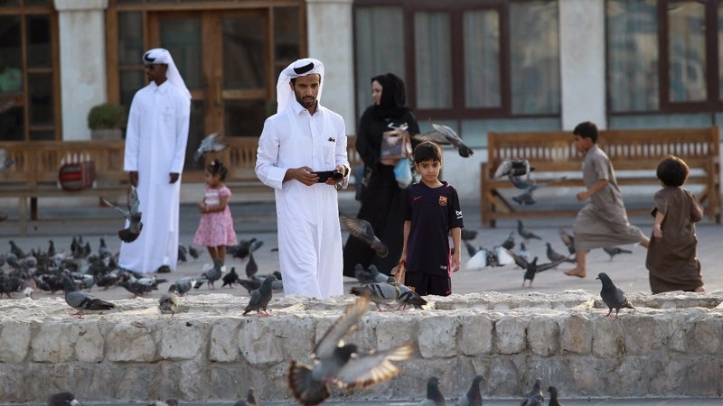 Anxiety and confusion as Gulf states squeeze Qatar